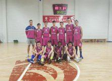 El junior masculino vuelve de Pontevedra con victoria